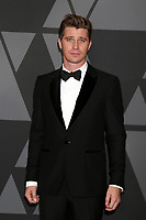 HOLLYWOOD, CA - NOVEMBER 11: Garrett Hedlund at the AMPAS 9th Annual Governors Awards at the Dolby Ballroom in Hollywood, California on November 11, 2017. Credit: David Edwards/MediaPunch /NortePhoto.com