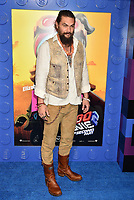 WESTWOOD, CA - FEBRUARY 02: Jason Momoa attends the Premiere Of Warner Bros. Pictures' 'The Lego Movie 2: The Second Part' at Regency Village Theatre on February 2, 2019 in Westwood, California.<br /> CAP/ROT/TM<br /> &copy;TM/ROT/Capital Pictures