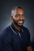 Ruben Gaines photographed on employee studio headshot day on September 5, 2017. (Photo by Leah Seavers)