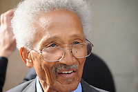 Calvin C. Goode, former City of Phoenix Councilman. Photo by Eduardo Barraza © 2012