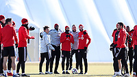 2017 MLS Cup, Toronto FC Training, December 8, 2017
