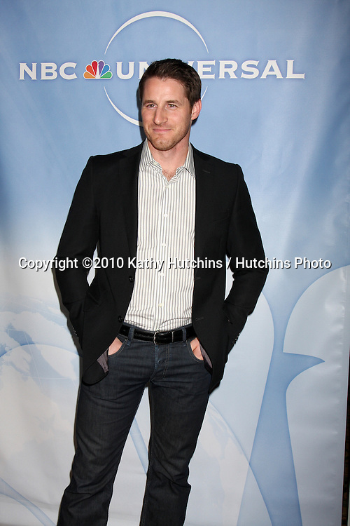 Sam Jaeger.arriving at the 2010 Winter NBC TCA Party .Langford Hotel.Pasadena, CA.January 10, 2010.©2010 Kathy Hutchins / Hutchins Photo....