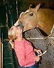 Cindy Jones & Pal at Delaware Park on 9/30/09
