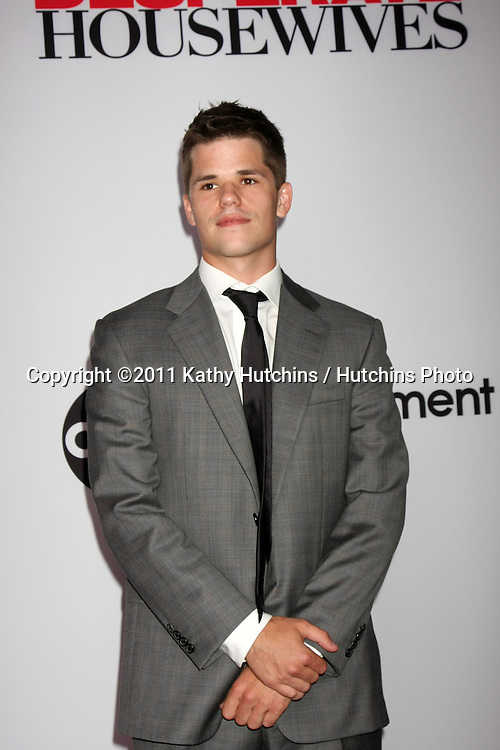 "LOS ANGELES - SEPT 21:  Max Carver arriving at the ""Desperate Housewives"" Final Season Kick-Off Party at Wisteria Lane, Universal Studios on September 21, 2011 in Los Angeles, CA"