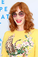 LOS ANGELES - OCT 6:  Christina Hendricks at  The Rape Foundation's Annual Brunch at the Private Estate on October 6, 2019 in Beverly Hills, CA
