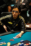 Colin Ip of Macau is eliminated in 18th. place.