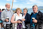 Pier Talk<br /> ------------<br /> Enjoying the Brandon Regatta last Sunday were locals    L-R Pat&amp;Eileen O'Neill with Helen&amp;Joe Timbs.
