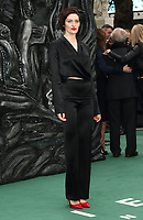 Tess Haubrich at the Alien: Covenant - World Premiere at the Odeon Leicester Square, London on May 4th 2017<br /> CAP/ROS<br /> &copy;ROS/Capital Pictures /MediaPunch ***NORTH AND SOUTH AMERICAS ONLY***