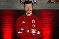 Kiefer Moore of Wales poses for a photo at St Fagans National Museum of History in Cardiff, Wales, UK. Tuesday 12th November 2019