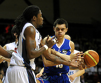 110519 NBL Basketball - Wellington Saints v Nelson Giants