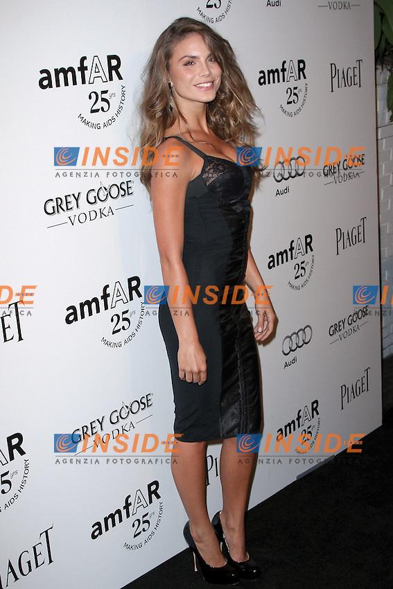 Nina Senicar.27/10/2011 - 2011 amfAR Inspiration Gala Los Angeles - Chateau Marmont - Los Angeles.Foto Andrew Evans Insidefoto