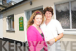 Fiona Costello (receptionist) and Kay McDonnell (proprietor) at the at the Listowel Natural Therapy Centre