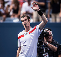 Andy Murray<br /> Tennis - US Open  - Grand Slam -  Flushing Meadows  2013 -  New York - USA - United States of America - Sunday 1st September 2013. <br /> &copy; AMN Images, 8 Cedar Court, Somerset Road, London, SW19 5HU<br /> Tel - +44 7843383012<br /> mfrey@advantagemedianet.com<br /> www.amnimages.photoshelter.com<br /> www.advantagemedianet.com<br /> www.tennishead.net
