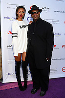 Bella Harris, Jimmy Jam Harris<br /> at HollyRod Presents 18th Annual DesignCare, Sugar Ray Leonard's Estate, Pacific Palisades, CA 06-16-16<br /> David Edwards/DailyCeleb.com 818-249-4998