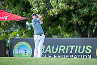 Niall Turner (IRL) during the 1st round of the AfrAsia Bank Mauritius Open, Four Seasons Golf Club Mauritius at Anahita, Beau Champ, Mauritius. 29/11/2018<br /> Picture: Golffile | Mark Sampson<br /> <br /> <br /> All photo usage must carry mandatory copyright credit (&copy; Golffile | Mark Sampson)
