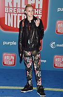 HOLLYWOOD, CA - NOVEMBER 05: Russell Horning attends the Premiere Of Disney's 'Ralph Breaks The Internet' at the El Capitan Theatre on November 5, 2018 in Los Angeles, California.<br /> CAP/ROT/TM<br /> &copy;TM/ROT/Capital Pictures