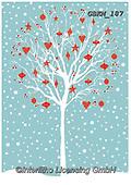 Kate, CHRISTMAS SYMBOLS, WEIHNACHTEN SYMBOLE, NAVIDAD SÍMBOLOS, paintings+++++Christmas page 66,GBKM187,#xx#