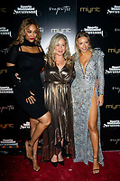 MIAMI BEACH, FL - MAY 11: Tyra Banks, MJ Day and Camille Kostek attends the SI Swimsuit On Location Closing Party at Myn-Tu on May 11, 2019 in Miami Beach, Florida.<br /> CAP/MPI140<br /> ©MPI140/Capital Pictures