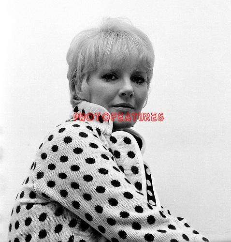 Petula Clark 1966<br /> © Chris Walter