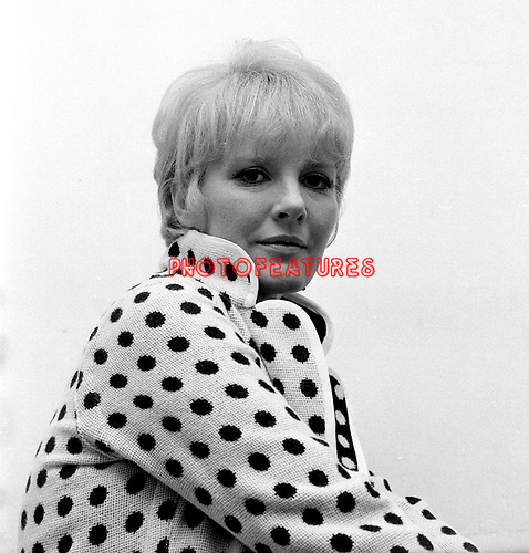 Petula Clark 1966<br /> &copy; Chris Walter