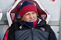 Sinisa Mihajlovic coach of Bologna FC <br /> Torino 12/01/2020 Stadio Olimpico <br /> Football Serie A 2019/2020 <br /> FC Torino - Bologna  <br /> Photo Giuliano Marchisciano / Insidefoto