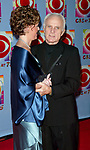 Robert Conrad and wife Lavelda Conrad attending CBS AT 75, a three hour entertainment extravaganza commemorating CBS's 75th Anniversary, which will be  broadcast live from the Hammerstein Ballroom at New York's Manhattan Center in New York City.<br />November 2, 2003