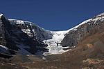 ANGEL GLACIER, COLUMBIA ICE FIALDS, JASPER NATIONAL PARK, ALBERTA, CANADA