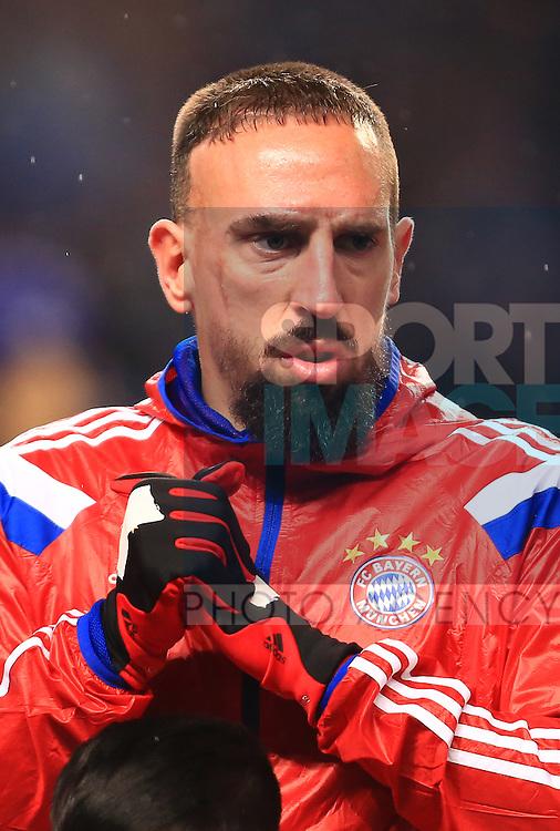 Franck Ribery of Munich - Manchester City vs. Bayern Munich - UEFA Champion's League - Etihad Stadium - Manchester - 25/11/2014 Pic Philip Oldham/Sportimage