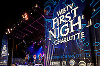 Series of images from WBTV First Night Charlotte, an annual New Year's celebration in center city Charlotte, NC. Artists, dancers, comedians, musicians and magicians performed throughout the day-long family friendly event on December 31, 2011 to January 1, 2012.