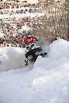 The Mid America Snow and Terrain Expert Riders, or MASTERS, Circuit hosts the Winternationals Snowmobile Hillclimb Jan. 16-17 at Whealkate Bluff in South Range.