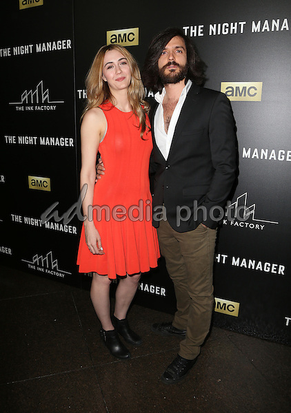 "05 April 2016 - West Hollywood, Madeline Zima, Guest. Premiere Of AMC's ""The Night Manager"" at The DGA Theater. Photo Credit: F.Sadou/AdMedia"