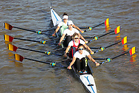 Crew: 84  TSS (F)  Agecroft RC/ Cambridge University Women's BC/ Tideway ...  W 4x- Champ<br /> <br /> Fours Head of the River 2018<br /> <br /> To purchase this photo, or to see pricing information for Prints and Downloads, click the blue 'Add to Cart' button at the top-right of the page.