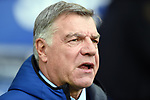Everton manager Sam Allardyce before the start of the premier league match at Goodison Park Stadium, Liverpool. Picture date 7th April 2018. Picture credit should read: Robin Parker/Sportimage