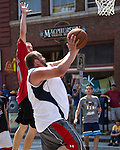 First State Street Slam (3 on 3 basketball competition) on Saturday, August 25, 2012 in Montpelier Vermont