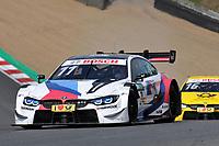 2018 DTM at Brands Hatch. #11 Marco Wittmann. BMW Team RMG. BMW M4 DTM.