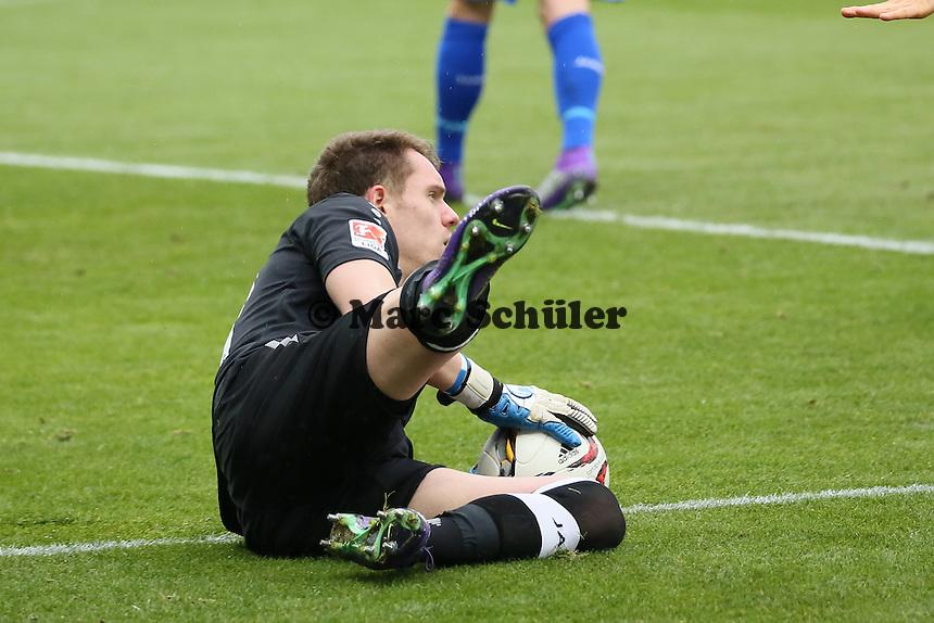Christian Mathenia (Darmstadt) hält - 1. FSV Mainz 05 vs. SV Darmstadt 98, Coface Arena