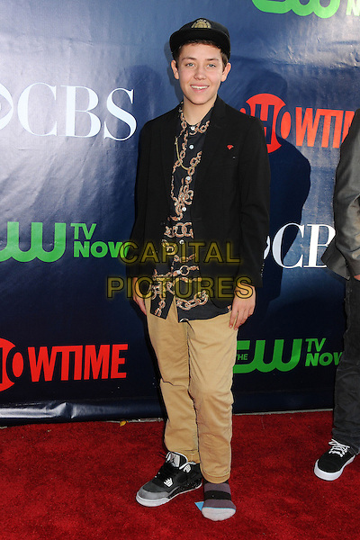 17 July 2014 - West Hollywood, California - Ethan Cutkosky. CBS, CW, Showtime Summer Press Tour 2014 held at The Pacific Design Center. <br /> CAP/ADM/BP<br /> &copy;Byron Purvis/AdMedia/Capital Pictures