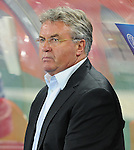 06.09.2011, Ernst Happel Stadion, Wien, AUT, UEFA EURO 2012, Qualifikation, Oesterreich (AUT) vs Tuerkei (TUR), im Bild Guus Hiddink, (TUR, Headcoach) // during the UEFA Euro 2012 Qualifier Game, Austria vs Turkey, at Ernst Happel Stadium, Vienna, 2011-09-06, EXPA Pictures © 2011, PhotoCredit: EXPA/ M. Gruber