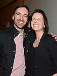Brendan and Paula Walsh at the White Collar Boxing at the O'Raghallaigh's. Photo:Colin Bell/pressphotos.ie