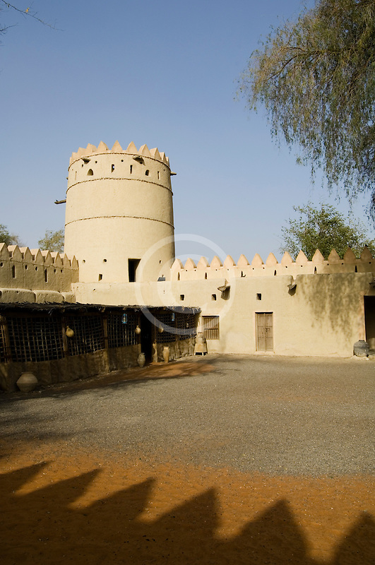 United Arab Emirates, Abu Dhabi, Al Ain, Sultan Bin Zayed Fort (Eastern Fort)