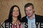 North Kerry Pioneer Social: Attending the North Kerry PTAA held in The Lanterns Hotel, Tarbert on Friday night were Catherine & Fergus Kennedy from Tarbert.