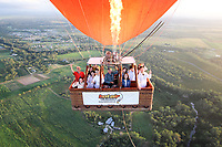 20170416 16 April Hot Air Balloon Cairns