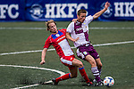 Tem Hansen of Yau Yee League Select during the match Aston Villa vs Yau Yee League Select during the Day 2 of the HKFC Citibank Soccer Sevens 2014 on May 24, 2014 at the Hong Kong Football Club in Hong Kong, China. Photo by Victor Fraile / Power Sport Images