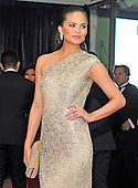 Chrissy Teigen arrives for the 2013 White House Correspondents Association Annual Dinner at the Washington Hilton Hotel on Saturday, April 27, 2013..Credit: Ron Sachs / CNP.(RESTRICTION: NO New York or New Jersey Newspapers or newspapers within a 75 mile radius of New York City)