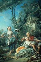 Francois Boucher:  Title??   Timken Gallery, San Diego. Reference only.