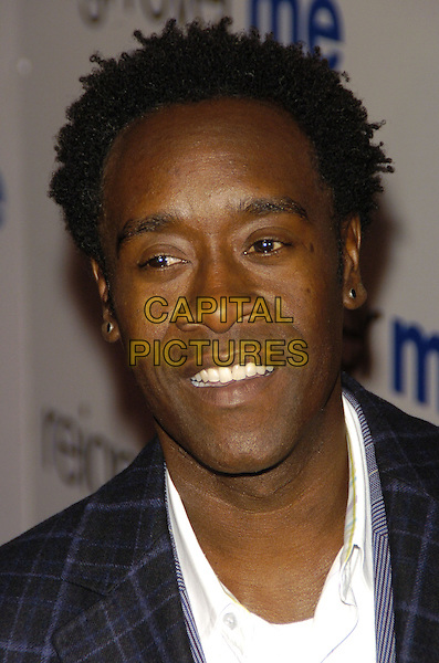 "DON CHEADLE.Premiere of Sony Pictures ""Reign Over Me"" Skirball Center at NYU, 566 La Guardia Place, New York, New York, USA..March 20th, 2007.headshot portrait .CAP/ADM/BL.©Bill Lyons/AdMedia/Capital Pictures *** Local Caption ***"