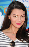 SANTA MONICA, CA. - March 14: Ali Landry  attends the Make-A-Wish Foundation's Day of Fun hosted by Kevin & Steffiana James held at Santa Monica Pier on March 14, 2010 in Santa Monica, California.