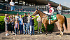 Finders Key winning at Delaware Park on 5/20/13 .