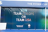 2014 Ryder Cup Build 19092014