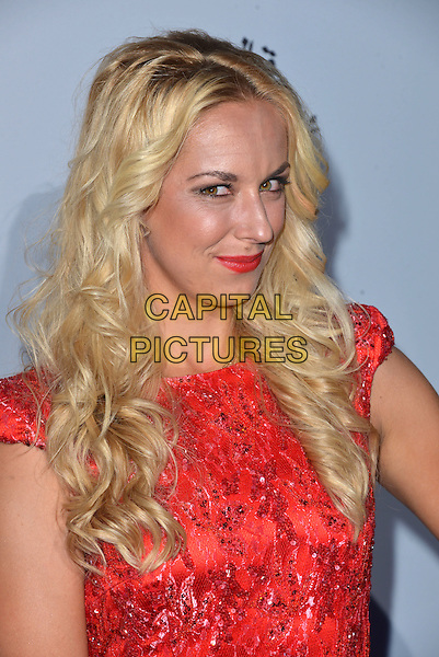 Sabine Lisicki<br /> attending the WTA Pre-Wimbledon Party at  The Roof Gardens, Kensington, London England 25th June 2015.<br /> CAP/PL<br /> &copy;Phil Loftus/Capital Pictures